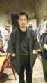 New available!!!!  Black On Black Kimono with Rib Collar 4 pockets  Fabric: Rayon Silk and Linen combined  Freesize  Unisex   ตัวอย่างตอนใส่จะเหมือนรูปสุดท้ายเลยค่ะ แต่คอเสื้อจะเป็น rib แบบเสื้อแจคเกตทำให้สวสใส่สบายมากขึ้น  #เสื้อคลุม #เสื้อคลุมทรงกิโมโน #เสื้อคลุมกิโมโน #เสื้อกิโมโน #กิโมโน #เสื้อคลุมแขนยาว
