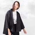 UNISEX BASIC KIMONO   Material: Linen Silk Cotton Combined  Local Delivery (Thailand) : 3 to 5 Days  International Delivery: 5 to 10 Days (but may take 3 to 4 Weeks to arrive depending on your country's customs)