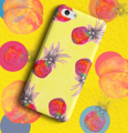 Welcome to On The Ground we are pattern and surface design studio. We like to share our passion with you.  OUR CASE IS AVAILABLE FOR  Iphone: 5/5s/SE, 6/6s/6plus, 7/7plus, 8/8plus, X (10) Samsung galaxy s8/s8plus, Samsung Note 8  Please click the link below to add your name to your case https://shopspotapp.com/stuff/5a865e406412c7456ffea653  Phone case information: -Matte texture -PVC material (hard plastic) -Screen all around the body -Cover sides and four corners of the case -Phone case is open at the top and bottom (please see picture for more info) -Washable -High heat screen with sublimation -Colour don't peel off -Protect your phone from minor drop -Every piece is handmade with care -Suitable for daily life use  NOTE: Colour of real product may vary between 3-5% as each individual screen gives different colour display.  Processing time: 3-7 working days. If the orders is overload, it may take us more time but we will let your know at your order.  Shipping time: We ship our product with Thai Post register air mail  Thailand 2-5 days Taiwan 10-20 days Hongkong10-20 days Macau 10-20 days Japan 10-20 days Singapore 10-20 days China 10-20 days Malaysia10-20 days Indonesia 10-20 days America 22-30 days Europe 22-30 days NOTE: Please let the shop know if you would like to ship your product with EMS. There will be an additional cost.  Taking care of the product: Simply wash the case with sponge and light detergent. After washing, rinse with cold water and dry with dry cloth.  Packaging: To make our packaging and shipping as environmentally friendly as possible, we try to use lightweight and recycled materials wherever possible, and try to keep it minimal.  Thank you for visiting Fabrica. If you have any questions please send us direct message. On The Ground