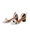 Lucy 1.1  Color: เบจ Beige Size: 36-39 (ควรลด1ไซส์ค่ะ) Price: 1190 Promotion!! ลด 30% เหลือ 833 บาท ส่งฟรีลงทะเบียน  #รองเท้า #รองเท้าผู้หญิง #รองเท้ารัดส้น #รองเท้าส้นสูง