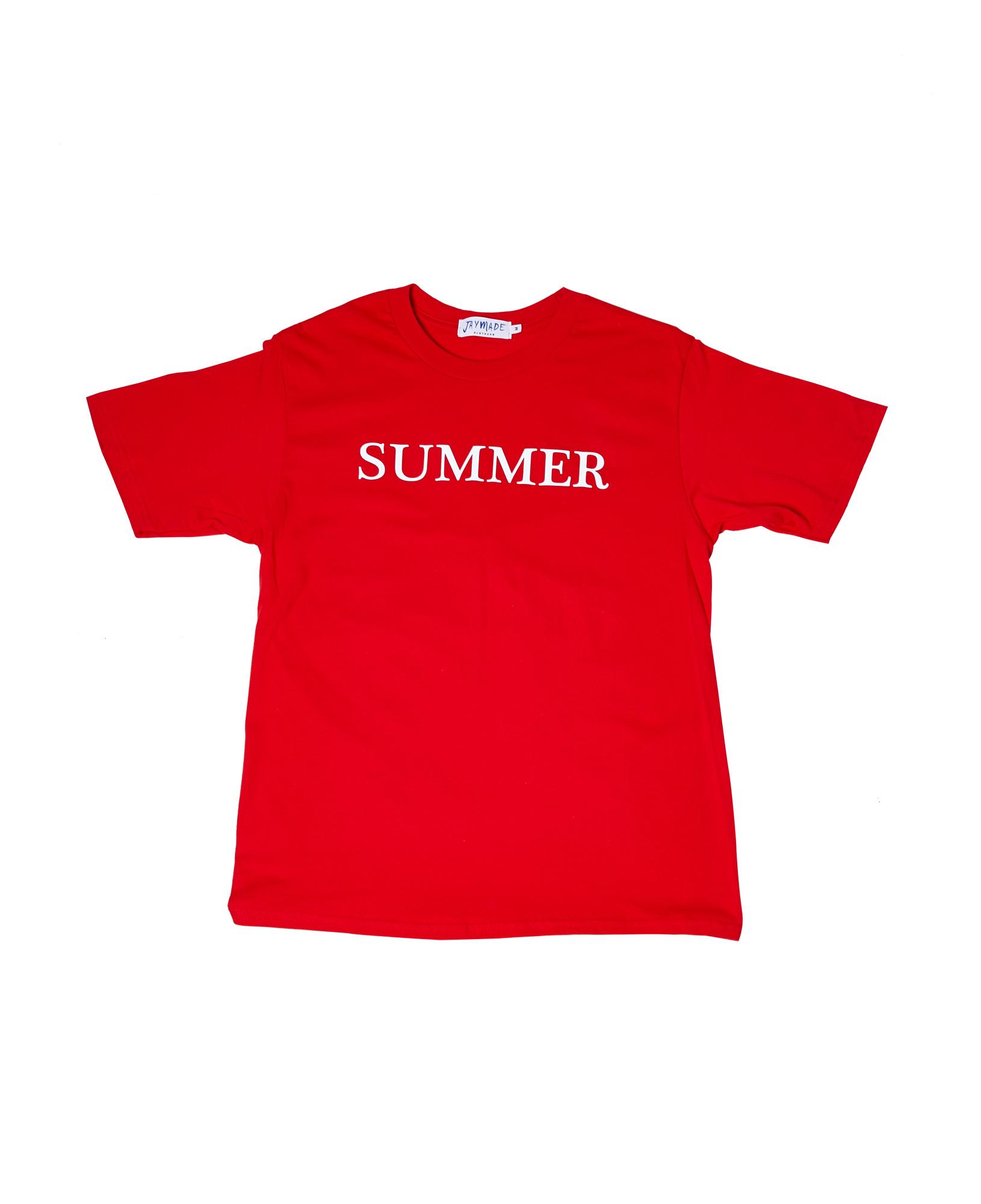 JAYMADE,ผูุ้ชาย,Men,เสื้อผู้ชาย,เสื้อยืด,เสื้อยืดผู้ชาย,เสื้อยืดแขนสั้น,เสื้อยืดคอกลม,cotton,คอตตอน,Summer