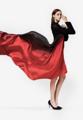 ผ้าพันคอ/ผ้าคลุมไหล่อเนกประสงค์ ให้ความยาวเต็มที่ 190 cm x 110 cm   - ผลิตจาก Satin Silk สีไม่ตก - น้ำหนักเบา - ผ้าลื่น เย็นสบายแต่ไม่ยับง่าย - ผ้าคลุมตัวเดินชายหาดได้อย่างสวยงามหรือพันคอได้อย่างเก๋ไก๋   กว้าง x ยาว (cm) One Size (190 cm x 110 cm)