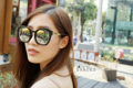 Model ID : ATS402 Model Name : Silverlist Frame : Black Lens : ปรอทเงิน Size : 55 mm
