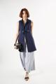 เดรสผูกเชือก แหวกหน้า สีกรม Miranda top Navy  ผ้าซาตินอิตาลี ขนาด :  Size M - อก 14.5 นิ้ว ความยาว 34.5 นิ้ว สี : กรม Navy   #เสื้อผ้าผู้หญิง #เสื้อผู้หญิง #เดรส #เดรสสั้น #เดรสสั้นแขนกุด #เดรสแขนกุด #เสื้อแขนกุด