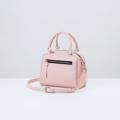 Best seller!! รุ่นขายดีที่สุดตั้งแต่ออกวางจำหน่าย จุของได้เยอะ ปากกระเป๋ากว้าง ซิปทุกเส้นลื่นฟินเกินมาตรฐาน คุณภาพหนังนุ่มและหนา ดูดีเกินราคา  Size : W23 * H19 * D13 cm. Detachable strap : 120 cm.  Material : Premium PU leather Color : ชมพู Pink Detail : 1 ช่องใหญ่ เปิด-ปิดด้วยซิป / 1 ช่องซิปด้านหน้ากระเป๋า / 1 ช่องซิปเล็กด้านในกระเป๋า / อะไหล่สีเงิน  #กระเป๋า #กระเป๋าหนัง #กระเป๋าสะพาย #กระเป๋าผู้หญิง