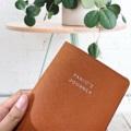 Genuine leather passport holder ด้านในมีข่องใส่การ์ด 3 ช่อง / Boarding pass และบัตรต่างๆ 1 ช่อง / สมุด passport 1 ช่อง ฟรีบริการสแตมป์ชื่อ 8 ตัวอักษร 2 บรรทัด เพิ่ม 100 บาท Line@: @vittstudio
