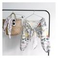 """Lobster Print Cropped : เสื้อตัวสั้นรับซัมเมอร์นี้ด้วยลายพรินท์แสนเก๋ ลายทะเลและกุ้งลอบสเตอร์ เนื้อผ้า Linen100% ใครมีทริปไปเที่ยวทะเลควรมีน้าา ใส่กับกางเกงหรือบิกินี่เอวสูงน่ารักเชียวว (Price 590฿) . Size รอบอก 32""""-34"""" ยาว 16"""" ______________________________"""