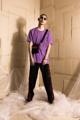 ชื่อสินค้า : Handle with care heather-purple tee รายละเอียด : เสื้อยืดแขนสั้น ผ้า Cotton 100 % ด้านหน้า และด้านหลังสกรีนลายกราฟฟิก  รอบอก : 44 inch  ความยาว : 28 inch  เนื้อผ้า : Cotton Spandex 100%