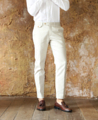 Light weight with pocket trousers color : beige  material : cotton spandex size : S M L  price : 1,490 THB