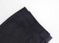 Black - Stripe trousers  color : black  price : 1,490 THB