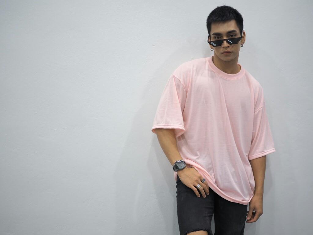 มีราคาขายส่ง,oversized,tshirt,fashion,fashionmens,shopping,onlineshopping,ulzzangshop,unionmall