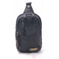 PACK UP กระเป๋าคาดอก รุ่น VT1667-01 - สีดำ - มีน้ำหนักเบา- มีคุณสมบัติ Water-Resistant- สายสะพายหนา แข็งแรงทนทานปรับระดับได้ ตามสรีระของผู้ใช้- สามารถสับเปลี่ยนสะพายได้ทั้งซ้ายและขวา- มีช่องใส่สัมภาระเยอะ  ขนาด : 18 x 7 x 28 ซม. (กว้าง x ลึก x สูง)