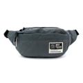 PACK UP MTF กระเป๋าคาดอก รุ่น 8172 - สีเทา  กระเป๋าคาดอก ผ้ากันน้ำ รุ่น 8172 สีเทา ขนาด : 25 x 9 x 15 (กว้าง x ลึก x สูง, ซม.)  - ใช้เป็นได้ทั้งกระเป๋าคาดเอว และกระเป๋าคาดอก - สายสะพายปรับระดับได้ ใช้ก้ามปูขนาดใหญ่ ทนทาน เพื่อให้สะดวกสบายในการคาดมากขึ้น - มีช่องกระเป๋าหน้า 1 ช่อง - ช่องซิปหลัก มีช่องซิปด้านในสำหรับแยกจัดเก็บสัมภาระ  - ด้านหลังมีช่องเก็บของอเนกประสงค์อีกหนึ่งช่อง ใช้เก็บสัมภาระสำคัญติดตัว เช่น กระเป๋าธนบัตร และPassport เป็นต้น  - เนื้อผ้ากันน้ำ