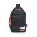 PACK UP กระเป๋าคาดอก รุ่น VT 1662-16  (สีดำ) ขนาด : 18 x 12 x 27 (กว้าง x ลึก x สูง, ซม.)  - ใช้เป็นกระเป๋าคาดอก  - สายสะพายหนา แข็งแรงทนทานปรับระดับได้ ตามสรีระของผู้ใช้  - สามารถสะพายได้ทั้งด้านซ้ายและด้านขวาตามความถนัด - มีช่องซิปด้านหน้า 1 ช่อง ใช้ซิปขนาดใหญ่แข็งแรง ทนทาน - ช่องซิปหลัก ใช้ซิปขนาดใหญ่เบอร์ 10 มีความทนทานต่อการใช้งานสูง - ช่องซิปหลัก มีช่องย่อยด้านในสำหรับแยกจัดเก็บสัมภาระ - ด้านหลังมีช่องเก็บของอเนกประสงค์อีกหนึ่งช่อง ใช้เก็บสัมภาระสำคัญติดตัว เช่น ธนบัตร, Passport หรือ เครื่องเล่น MP3 เป็นต้น