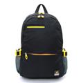 OEM FOUVOR กระเป๋าเป้ รุ่น 2746-05   กระเป๋าเป้ ผ้ากันน้ำ รุ่น FV 2746-05 ขนาด : 29 x 12 x 45 (กว้าง x ลึก x สูง, ซม.)  - ใช้ระบบ Airflow ทำให้มีอากาศถ่ายเทขณะสะพาย ลดอาการเหงื่อออก - สายสะพายปรับระดับได้ มีสายรัดหน้าอกเพิ่มความกระชับระหว่างสะพาย - มีช่องกระเป๋าหน้าสำหรับใส่อุปกรณ์ที่ใช้บ่อยครั้ง เช่น กระเป๋าใส่อุปกรณ์อาบน้ำ - มีช่องตาข่ายด้านข้างกระเป๋าสำหรับใส่ขวดน้ำ หรือร่ม - ด้านในมีช่องย่อยสำหรับใส่ปากกา แบตสำรอง และมีตะขอสำหรับแขวนกุญแจ - ช่องซิปหลักมีช่องสำหรับใส่ Laptop ขนาด 16 นิ้ว บุ EVA Foam กันกระแทก - ด้านหลังมีช่องเก็บของอเนกประสงค์อีกหนึ่งช่อง - เนื้อผ้ากันน้ำ