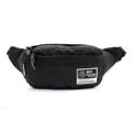 PACK UP MTF กระเป๋าคาดอก รุ่น 8172 - สีดำ  กระเป๋าคาดอก ผ้ากันน้ำ รุ่น 8172 สีดำ ขนาด : 25 x 9 x 15 (กว้าง x ลึก x สูง, ซม.)  - ใช้เป็นได้ทั้งกระเป๋าคาดเอว และกระเป๋าคาดอก - สายสะพายปรับระดับได้ ใช้ก้ามปูขนาดใหญ่ ทนทาน เพื่อให้สะดวกสบายในการคาดมากขึ้น - มีช่องกระเป๋าหน้า 1 ช่อง - ช่องซิปหลัก มีช่องซิปด้านในสำหรับแยกจัดเก็บสัมภาระ  - ด้านหลังมีช่องเก็บของอเนกประสงค์อีกหนึ่งช่อง ใช้เก็บสัมภาระสำคัญติดตัว เช่น กระเป๋าธนบัตร และPassport เป็นต้น  - เนื้อผ้ากันน้ำ