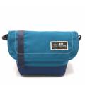 PACK UP กระเป๋าสะพาย รุ่น MTF 6068 (สีน้ำเงิน)  ขนาด : 18 x 14 x 18 (กว้าง x ลึก x สูง, ซม.) - ผลิตจากผ้าโพลีเอสเตอร์ น้ำหนักเบา  - ดีไซน์ทันสมัย   - สายสะพายปรับระดับได้   - เปิด-ปิด ด้วยตีนตุ๊กแก  - บริเวณฝากระเป๋ามีช่องซิป 1 ช่อง  - มีช่องซิปหน้า 1 ช่อง  - ช่องซิปหลักมีช่องตาข่าย และช่องซิปสำหรับแยกจัดเก็บสัมภาระ  - ด้านหลังมีช่องเก็บของอเนกประสงค์อีกหนึ่งช่อง ใช้เก็บสัมภาระสำคัญติดตัว เช่น กระเป๋าธนบัตร, Passport เป็นต้น