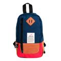 กระเป๋าสะพายคาดอก รุ่น IP0105 (สีกรม) ขนาด : 16 x 10 x 27 (กว้าง x ลึก x สูง, ซม.)  - สายสะพายปรับระดับได้ สามารถสะพายได้ทั้งด้านซ้ายและด้านขวา - ด้านหลังกระเป๋าบุฟองน้ำ ช่วยให้อากาศถ่ายเทได้ดี ลดอาการเหงื่อออกขณะสะพาย - มีช่องกระเป๋าหน้า 1 ช่อง - ช่องซิปหลักมีช่องสำหรับใส่ Smartphone และแบตสำรอง - มีช่องซิปเล็กด้านในกระเป๋า สำหรับใส่สิ่งของมีค่า
