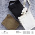 กระเป๋าผ้า CANVAS ใบน่ารัก มาพร้อมกับสายสะพาย PU เพิ่มความคูลให้กับไอเทมของคุณผู้หญิง และกระเป๋าเครื่องสำอางใบเล็ก ที่ช่วยเพิ่มความสะดวกในการแบ่งสิ่งของใบกระเป๋าให้ง่ายขึ้น  + โทนสี : สีดำ สีขาว สีเขียวขี้ม้า + ขนาด : 12x21x25 cm (กว้างxยาวxสูง)  + วัสดุกระเป๋า : CANVAS FABRIC + วัสดุสาย : Imported Premium PU + สาย (42 cm) ปรับความยาวได้