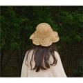 หมวกสาน เชือกฟาง สไตล์เกาหลี ใส่แล้วดูอันยอง😍😍  รอบหัว 56-60 cm ความยาวปีก 11 cm ความสูง 11 cm เส้นผ่านศูนย์กลาง 42 cm น้ำหนัก 0.15 kg