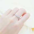 LIDA034 | Gillon ring💎 แหวน Gillon รุ่นนี้ ประดับด้วยเพชรกลมรอบวง แบ่งระยะห่างระหว่างเพชรให้นิ้วดูเพรียวขึ้นค่ะ  เป็นอีกหนึ่งแหวนที่ต้องมีติดตัว เพิ่มความมีคลาสให้ตัวเอง หรือจะมอบเป็นของขวัญ🎁ให้เพื่อนสาวคนสนิทได้ใส่ในทุกวัน ในราคาเบาๆเพียง 1,250บาท . . ---------------------------------------