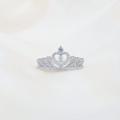 LIDA035 | Real Life Princess  เชื่อว่าหลายคนเห็นเป็นต้องกรี๊ด มงลงกันเป็นแถว  แหวนเพชรทรงมงกุฏเจ้าหญิง 👑 ให้ประกายสวยมากราวกับเพชรแท้หลักหลายหมื่น เพราะใช้เพชรczที่ให้ประกายเหมือนเพชรมากที่สุดในขณะนี้💎  ราคา 1,250บาท (ส่งฟรีKerryทั่วประเทศ)  แหวนมีไซส์น้า ทักมาที่ไลน์ @lidajewelry(มี@) #LIDA035