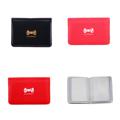 กระเป๋าใส่บัตรเครดิต บัตรสมาชิก นามบัตร ดีไซน์สวย น่ารัก ทันสมัย ขนาดเล็กกะทัดรัดแต่มีความจุ สามารถใส่บัตรได้เยอะมากถึง 12 ใบ   วัสดุ : ทำจากหนัง Faux Leather เนื้อนิ่ม   ยาว x กว้าง x สูง (เป็น ซม)  One Size (10.2 x 8 x 1.5 )