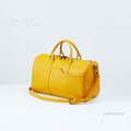 Size : W42 * H27 * D22 cm.  Detachable strap : 113 cm.  Material : Premium PU Color : เหลืองมัสตาร์ด Mustard Detail : 1 ช่องใหญ่ เปิด-ปิดด้วยซิป / 1 ช่องด้านหน้ากระเป๋า / 1 ช่องซิปด้านในกระเป๋า / 1 ช่องใสด้านในกระเป๋า / อะไหล่สีดำ