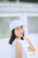 หมวกรุ่น Vavia Baseball Cap  Price : 350 THB ( จัดส่งฟรีลงทะเบียน ) Colors : White Material : Polyester Size : Free Size ( adjustable) Adjustable Snap : Tab Strap