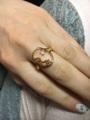 แหวนสไตล์หน้าคน ดีไซน์เก๋ ไม่ซ้ำใคร ฟรีไซส์