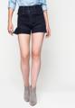 """""""กางเกงยีนส์ขาสั้นผ้ายืดติดกระดุมด้านหน้า แต่งดีไซน์ชายขาทรงบานสุดพลิ้ว มาในโทนสียีนส์สวมใส่ได้บ่อยพร้อมช่วยเติมความหวานในแบบที่ดูดีไม่มีตกเทรนด์ให้แก่ลุคของคุณ  - ทรงปกติ - ตัดเย็บจากผ้าฝ้าย 98% และสแปนเด็กซ์ 2% """""""