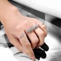 แหวนสำหรับใส่สี่นิ้ว เก๋มากๆค่ะ
