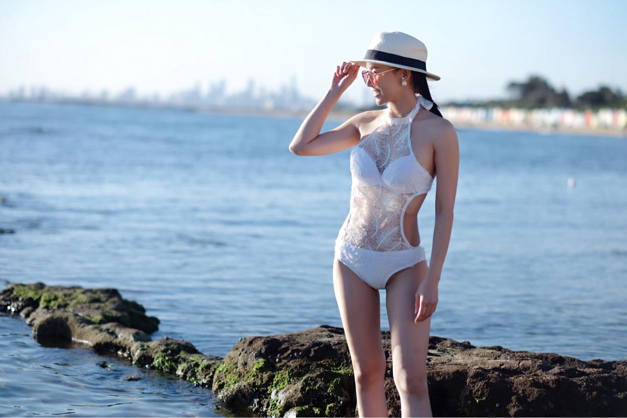ชุดว่ายน้ำ,ชุดว่ายน้ำผู้หญิง,ชุดว่ายน้ำทูพีช,บิกินี,bikini