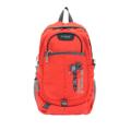 BP WORLD กระเป๋าเป้ รุ่น P1126 (สีแสด) ขนาดโดยประมาณ : 30 x 20 x 49 ( กว้าง x ลึก x สูง,ซม.)  - ผลิตจากผ้าโพลีเอสเตอร์ - มีกระเป๋าหน้า 2 ช่อง - กระเป๋าข้างสำหรับใส่ขวดน้ำ 2 ข้าง - ช่องกระเป๋าหลัก 1 ช่อง ด้านในมีช่องกระเป๋าสำหรับใส่อุปกรณ์เล็กๆ เช่น เครื่องเขียน, ที่ชาร์ตแบตเตอรี่ - แข็งแรงทนทาน - สายสะพายบุ EVA Foam สามารถปรับระดับได้