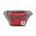 BP WORLD กระเป๋าคาดเอว สไตล์วินเทจ ลายดอกไม้ รุ่น C1079 ขนาด 16 x 32 x 10 (สูง x กว้าง x ลึก, ซม.)  - ผลิตจากผ้า Polyester - สามารถใช้เป็นกระเป๋าคาดอกได้ - มีช่องกระเป๋าด้านหน้าสำหรับใส่อุปกรณ์ที่ใช้บ่อยครั้ง ด้านในมีตะขอสำหรับห้อยพวงกุญแจ ทำให้สะดวกต่อการหยิบใช้งาน - สายสะพายปรับระดับได้ตามสรีระของผู้ใช้ ใช้ก้ามปูขนาดใหญ่มีความคงทนแข็งแรง เพิ่มความสะดวกในการสวมใส่ - มีช่องกระเป๋าหลัก 1 ช่อง