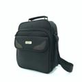 BP WORLD กระเป๋าสะพายข้าง รุ่น A9503  ขนาด : 23 x 12 x 28 ซม. (กว้าง x ลึก x สูง)  รายละเอียดสินค้า  - ผลิตจากผ้าโพลีเอสเตอร์ 1680D หนาพิเศษ ทนทานต่อการใช้งาน  - พกพาสะดวกด้วยหูหิ้วด้านบนกระเป๋า และมีสายสะพายไหล่ที่สามารถปรับระดับได้ตามสรีระของผู้ใช้  - มีช่องกระเป๋าหน้า 2 ช่อง (เปิด-ปิด ด้วยตีนตุ๊กแก 1 ช่อง อีก 1 ช่องเปิด-ปิดด้วยซิป)  - ช่องกระเป๋าหลัก เปิด-ปิด ด้วยซิป  - ภายในช่องกระเป๋าหลัก มีช่องซิป 1 ช่อง สำหรับแยกจัดเก็บสัมภาระ และมีช่องย่อยสำหรับเสียบปากกา  - มีช่องกระเป๋าด้านหลัง 2 ช่อง