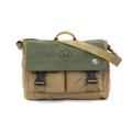 BP WORLD กระเป๋าสะพาย รุ่น B1303M (สีตาล)  ขนาด 38 x 13 x 28 (กว้าง x ลึก x สูง,ซม.)  รายละเอียดสินค้า  - ผลิตจากผ้าโพลีเอสเตอร์   - เปิด-ปิดกระเป๋าด้วยก้ามปู 2 ตัว  - มีกระเป๋าหน้า 2 ช่อง สำหรับใส่สัมภาระที่ใช้บ่อยครั้ง  - ช่องซิปหลักมีช่องซิปย่อย สำหรับแยกจัดเก็บสัมภาระ  - ด้านหลังกระเป๋ามีช่องซิป 1 ช่อง  - สายสะพายสามารถปรับระดับได้ตามสรีระของผู้ใช้