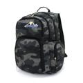 BP WORLD กระเป๋าเป้ รุ่น P01 (ลายทหาร) ขนาดโดยประมาณ : 44 x 32 x 21 (สูงxกว้างxลึก,ซม.)  - ผลิตจากผ้าโพลีเอสเตอร์ เคลือบสารกันน้ำ แข็งแรงทนทาน - มีกระเป๋าหน้า 2 ช่อง มีช่องสำหรับเสียบปากกา, แบตสำรอง - กระเป๋าข้างสำหรับใส่ขวดน้ำหรือร่ม 2 ข้าง - ช่องกระเป๋าหลัก 2 ช่อง ด้านในมีช่องบุ EVA Foam สำหรับใส่ Laptop - ด้านหลังกระเป๋าบุโฟม ระบายความร้อน ลดอาการเหงื่อออกขณะสะพาย