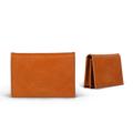 Product Detail  color : Brown Glazed size : 7.5 (W) x 11.5 (L) x 1.6 (D) cm.  Product No. : 02843  รายละเอียดสินค้า • ที่ใส่นามบัตรจุบัตรได้มากมาย • ที่ใส่นามบัตรที่สามารถใส่บัตรได้ 3 ช่อง มีช่องใหญ่ 1 ช่อง  • ผลิตจากหนังแท้คุณภาพดี