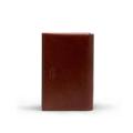 Product Detail  Color : Mahogany Size  : 7 (W) x 11 (L) x 1.5 (D) cm.  Product No. : 02508  รายละเอียดสินค้า • ที่ใส่นามบัตรมีช่องใหญ่ด้านใน 2 ช่อง และช่องเล็ก 2 ช่อง • ผลิตจากหนังฝอกฝาดที่มีโทนสีหนังที่ดูเป็นธรรมชาติ  • ใส่บัตรได้สูงสุดถึง 8 ใบ • น้ำหนักเบาและขนาดสะดวกต่อการพกพา