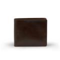 Product Detail  color : Dark Brown Glazed (น้ำตาลเข้ม) size : 9.3 (W)  x 12 (L) x 2.1 (D) cm.  Product No. : 02805  รายละเอียดสินค้า • กระเป๋าสตางค์ผู้ชายใบสั้น มีช่องสำหรับใส่เหรียญ  • ช่องสำหรับใส่บัตรทั้งหมด 3 ช่อง  • ช่องสำหรับใส่แบงค์ 2 ช่อง  • ขนาดพกพาใส่กระเป๋ากางเกงยีนส์ได้  • ผลิตจากหนังแท้คุณภาพดี