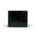 Product Detail  color : Black Glazed size : 9.3 (W) x 12 (L) x 2.1 (D) cm.  Product No. : 02805  รายละเอียดสินค้า • กระเป๋าสตางค์ผู้ชายใบสั้น มีช่องสำหรับใส่เหรียญ  • ช่องสำหรับใส่บัตรทั้งหมด 3 ช่อง  • ช่องสำหรับใส่แบงค์ 2 ช่อง  • ขนาดพกพาใส่กระเป๋ากางเกงยีนส์ได้  • ผลิตจากหนังแท้คุณภาพดี