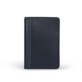 Product Detail  color : Black (ดำ) size : 9.8 (W) x 13.7 (L) x 1 (D) cm.  Product No. : 02669  รายละเอียดสินค้า • ที่ใส่พาสปอร์ต มีช่องใส่บัตรทั้งหมด 4 ช่อง และ ช่องใส่ซิมส์ 2 ช่อง • ผลิตจากหนัง nappa (หนังวัว) • เหมาะสำหรับผู้ที่ชื่นชอบหนังแท้