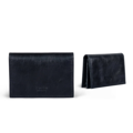 Product Detail  color : Black Glazed size : 7.5 (W) x 11.5 (L) x 1.6 (D) cm.  Product No. : 02843  รายละเอียดสินค้า • ที่ใส่นามบัตรจุบัตรได้มากมาย • ที่ใส่นามบัตรที่สามารถใส่บัตรได้ 3 ช่อง มีช่องใหญ่ 1 ช่อง  • ผลิตจากหนังแท้คุณภาพดี
