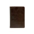 Product Detail  color : Dark Brown Glazed size : 9.8 (W) x 13.7 (L) x 1 (D) cm.  Product No. : 02652  รายละเอียดสินค้า • ผลิตจากหนังแท้คุณภาพดี • ช่องสำหรับใส่บัตรทั้งหมด 4 ช่อง  • ช่องสำหรับใส่ boarding pass และเอกสารต่างๆ  • พลาสติกสำหรับกั้นหน้าที่เปิดทิ้งไว้ทำให้ง่ายต่อการเปิดพาสปอร์ต  และป้องกันพาสปอร์ตหล่นหายระหว่างทาง • เสน่ห์ของหนังประเภทนี้คือลวดลายที่เกิดขึ้นตามธรรมชาติ