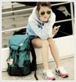 "- Lifetotem Japan Designed รุ่น Backpack Bone (สีฟ้าทะเล)  รหัสสินค้า : BC-L1345Aqua Material : Nylon Price : 1,150฿ Free ems Links : http://www.shophipz.com/product/604  Detail :  - กระเป๋าทรงสวย แบบสวยทันสมัยจ้า กระเป๋าก้นกว้าง   ทำให้มี Space ใส่ของ/เสื้อผ้าได้เยอะค่ะ - ใส่ NoteBook ได้ ถึง 14"" - ผ้าไนลอนคุณภาพ+ซิบไนลอน รูดง่าย  - ด้านในมีช่องซิบใหญ่ 1 ช่อง และช่องใส่ Notebook,หนังสือ + ช่องใส่ขวดน้ำข้างกระเป๋า - สะพายได้ทั้ง ผู้ชาย และ ผู้หญิง เพราะสีไม่หวานจนเกินไป - Size : H50*W32*D18(ก้นหนา(CM)"