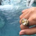 Cutter flower ring