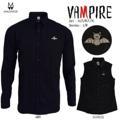 "Malongze Vampire Shirt (ค้างคาว)  Colour: Black Price: 750Baht (จากราคาปกติ 950Baht) ถึง15 ก.ย 58 เท่านั้น Fabric: 100% Cotton **Size Guide** (W = กว้าง, L = ยาว) XS : W35-36"" L26"" S : W37-38"" L27"" M : W39-40"" L28"" L : W41-42"" L29"" XL : W43-44"" L30""  Malongze Vampire Sleeveless (ค้างคาว) Colour: Black Price: 490Baht Fabric: 100% Cotton **Size Guide** S : W33"" M : W35"" **HOT PROMOTION** วันนี้ถึง 15 ก.ย.58 ซื้อคู่ แขนยาว+แขนกุด  ราคา 1200Baht  สนใจรายละเอียดเพิ่มเติม Line: FoamzioiZ #Malongze Vampire #malongzesupershirt"