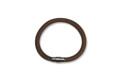 สายหนังสีดำ น้ำตาล  ใช้หนังเส้น มีไซส์  17 18 19 ซม. มีการใช้แม่เหล็กเพื่อให้สะดวกต่อการสวมใส่   BROWN AND BLACK COLOR  VEGETABLE TANNED LEATHER  Use leather string. Fit your wrist properly with size available 17, 18 , 19 cm  Please inform your size before order