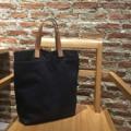#totebag #ถ่ายจากสินค้าจริง #ส่งฟรี #แคนวาส #canvas #leather #bag #fashion #minimal #style #plainplain #chic #LapinDesigns